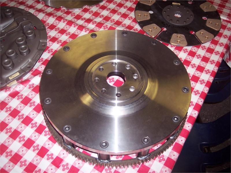 Tractor Puller Clutches : Ih international steel sfi quot double disc tractor