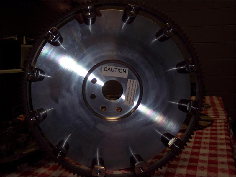 Rursch Pulling Tractor Clutch Parts : Ih international steel sfi rated inch tractor pulling