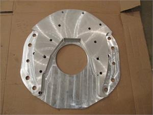 ADAPTER plate for Cummins 4BT or 6BT engine into Farmall M SM