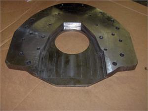Cummins-B-series-Adapter-Flywheel-and-Ft-mounts -into